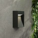 Bene – LED wall light for outdoor use